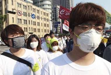 En Corea del Sur se han registrado nuevos casos. Foto: Internet