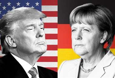 Alemania se protege contra la ofensiva de Trump. Foto: Internet