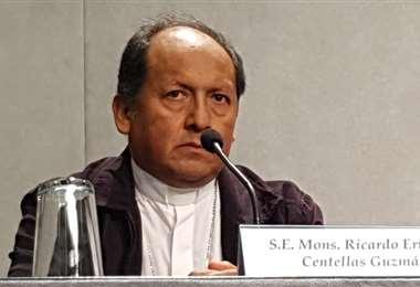 El presidente de la Conferencia Episcopal I Foto: CEB.