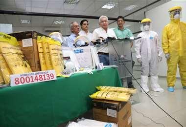 El gobernador Costas brindó el informe sobre los nuevos casos de coronavirus