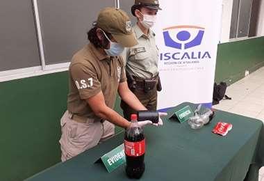 Dos bolivianos fueron detenidos en Chile I Foto: Diario Chañarcillo.