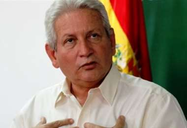 El gobernador Rubén Costas confirmó el nuevo caso