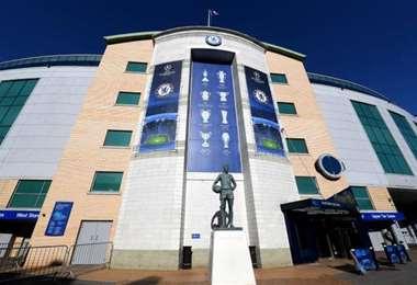 El hotel del Chelsea está en el Stamford Bridge. Foto. Internet