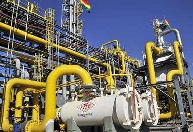 Las exportaciones de hidrocarburos representan el 27% del presupuesto económico de Bolivia