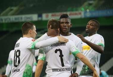 El equipo está en la cuarta posición de la primera división de la Liga alemana. Foto. Internet