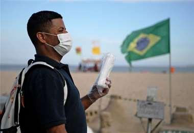 Brasil cerró sus fronteras