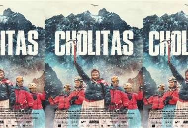 """La cartelera de """"Cholitas"""""""