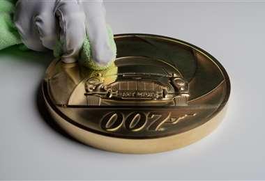 James Bond (Foto: AFP)