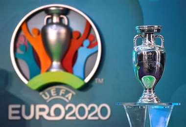 La Eurocopa está programada del 11 de junio al 11 de julio de 2021. Foto. Internet