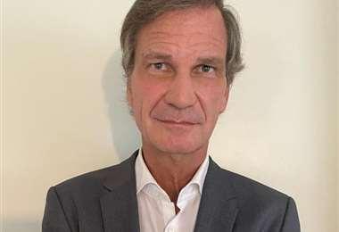 Conrado Estol, médico clínico y neurólogo de Argentina