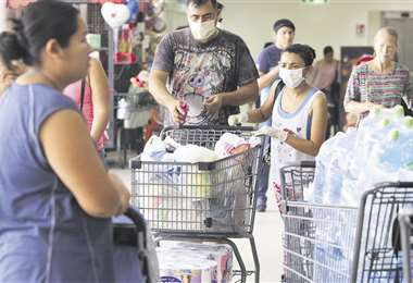 Las autoridades insisten en la importancia de evitar la aglomeración de personas