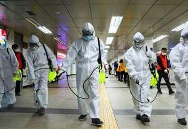 La Pandemia en el mundo se anticipó. Foto. El Cronista
