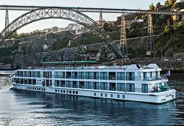 Crucero en Portugal. Foto: Imagen referencial