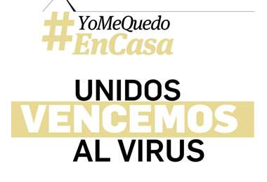 #YoMeQuedoEnCasa, la portada de los medios en el país