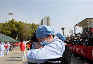 Se reanudaron las actividaes en Hubei de a poco