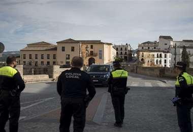 España es el segundo país más afectado por el coronavirus