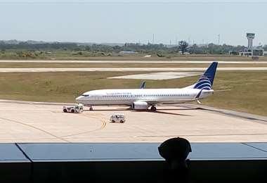 Copa Airlanes tiene un portal habilitado para que los clientes puedan solicitar vuelos a futuro