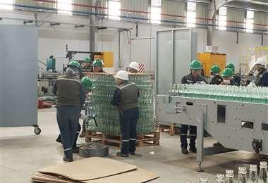 Industrias en La Paz I Foto: archivo.