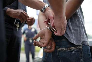 Las autoridades judiciales ordenaron su internación