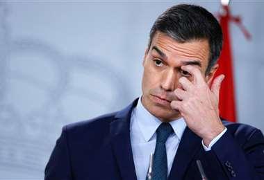 El rotativo inglés criticó la gestión de Pedro Sánchez en la contención de la pandemia