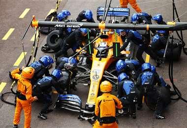 Ahora todos los miembros del equipo McLaren están con sus familias. Foto: Intrnet