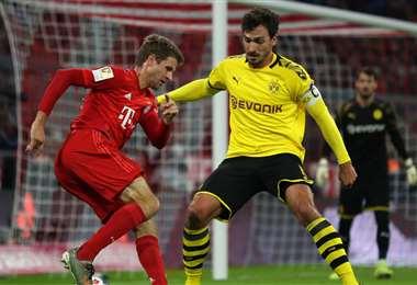 El Bayern de Múnich y Borussia Dortmund son dos de los clubes más grandes de Alemania. Foto: Internet