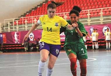 El representante boliviano para este torneo femenino aún no esta definido. Foto: Internet