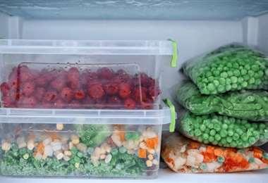 ¿Refrigerar o congelar?