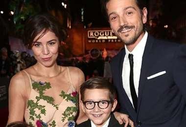 Aunque ya no son pareja, Camila Sodi y Diego Luna tiene dos hijos en común, Fiona y Jerónimo.