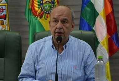 El ministro destacó que la mayor parte de la ciudadanía acata, pero sigue habiendo 'irresponsables' (APG noticias)