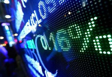 El mercado bursátil europeo sufrió una contracción