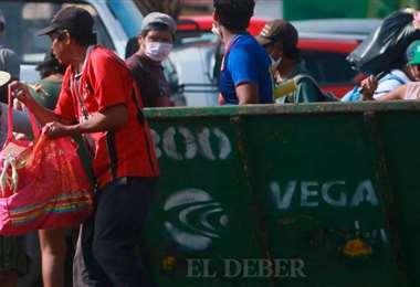 La cuarentena rige hasta el 15 de abril en el país. (Foto: Jorge Uechi)