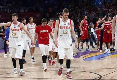 El básquet ruso, al igual que muchas otras disciplinas, se ha visto afectado por el coronavirus. Foto: Internet