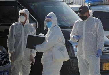 China prevé déficit por el coronavirus