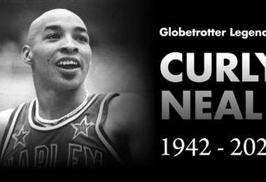 'Curly' Neal muere a los 77 años