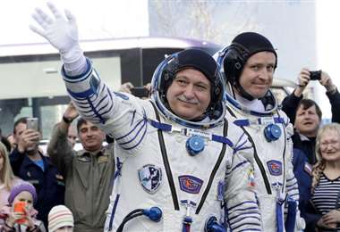 cosmonauta ruso Fiodor Yurchijin