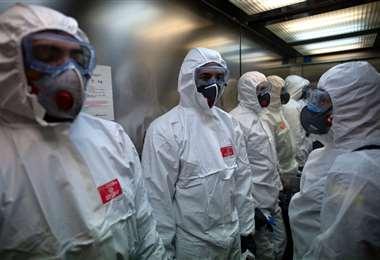 En España aumenta el número de afectados por Coronavirus/Foto: AFP