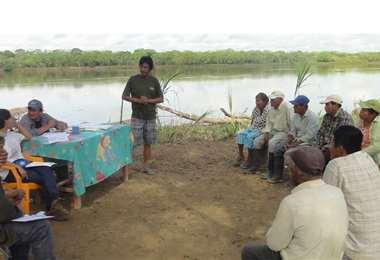 Las organizaciones indígenas de tierras bajas de la Amazonía sur, la Chiquitanía y el Chaco en Bolivia asumieron al menos tres medidas durante la cuarentena