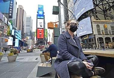 Nueva York es el más afectado por el coronavirus en Estados Unidos con más de 53.000 casos y 672 muertes