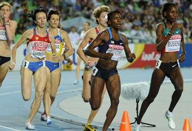 El atletismo británico está en el ojo de la tormenta, desde el año pasado. Foto: Internet