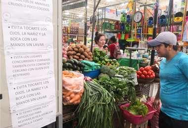 La Canasta familiar apunta a contar con una serie de alimentos que se encuentran en los centros de abastecimiento, principalmente no perecederos