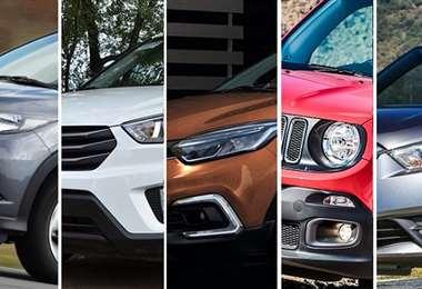 La edición impresa de EL DEBER mostrará una selección de los vehículos todoterreno más vistosos