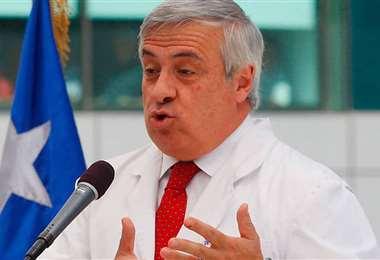 El ministro de Salud de Chile, Jaime Mañalich | Foto: La Tercera