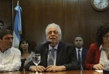 Las autoridades sanitarias argentinas confirmaron el primer caso de coronavirus en Argentina. Foto: Clarín