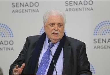 Ginés González. ministro de Salud de Argentina (Foto. Internet)
