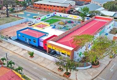 Guardería municipal que se inaugura este mes
