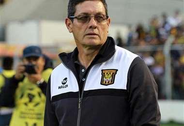 Se acabó el ciclo de Mauricio Soria en el Tigre. Este lunes presentó su renuncia. Foto: Internet