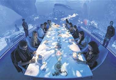 SubliMotion. Es una experiencia única, una fiesta virtual para los sentidos. Foto: MEGARICOS