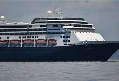 Cruceros en Canal de Panamá