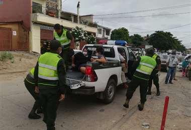 Los detenidos en la Villa ascienden a más de una veintena